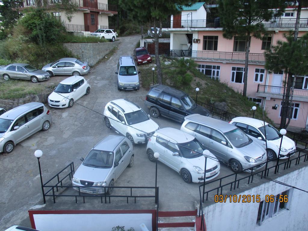 Hotel Dagshai View in Parwanoo