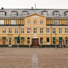 Hotel Dania in Funder Kirkeby