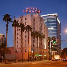 Hotel De Anza in San Jose