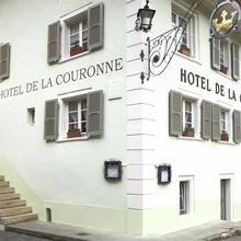 Hotel de la Couronne in Oberlarg