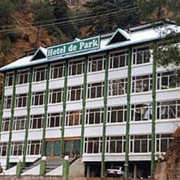 Hotel De Park in Chail