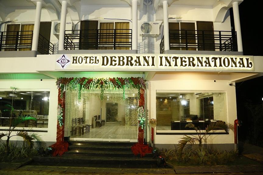 Hotel Debrani International in Mainaguri