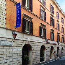 Hotel Dei Borgognoni in Rome
