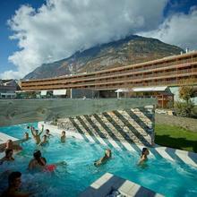 Hotel Des Bains De Saillon in Basse-nendaz