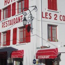 Hotel des Deux Cols in Labastide