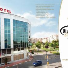 Hotel Diamond City in Istanbul