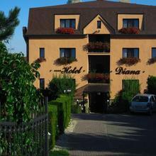 Hotel Diana By Kuchar Family in Prague