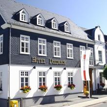 Hotel Diedrich in Oberorke