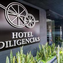 Hotel Diligencias in Mexico City