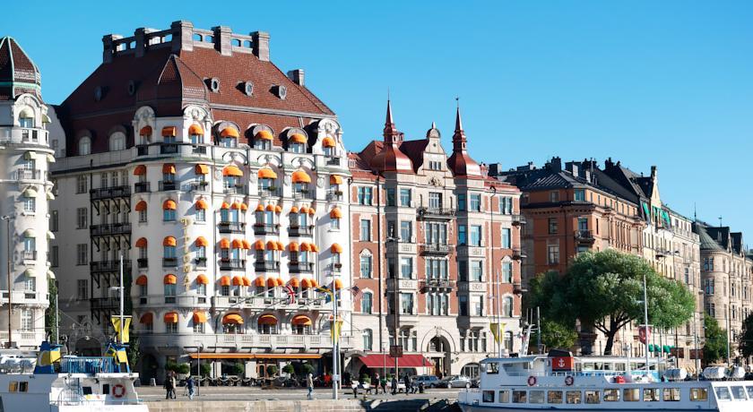 Hotel Diplomat Stockholm in Stockholm