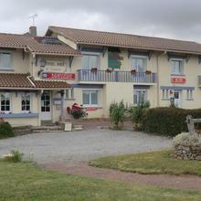 Hotel du Cormier in Nuaille