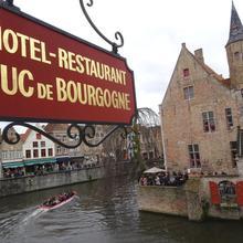 Hotel Duc De Bourgogne in Bruges