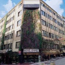 Hotel Eyfel in Istanbul