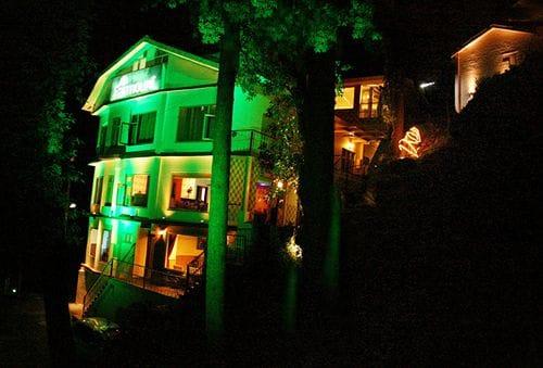 Hotel Fairmount in Shimla