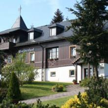 Hotel-Ferienanlage Zum Silberstollen in Cinovec