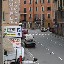 Hotel Fiumara in Genova