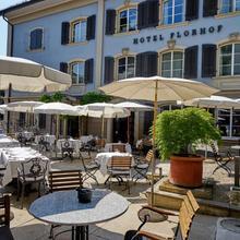 Hotel Florhof in Zurich