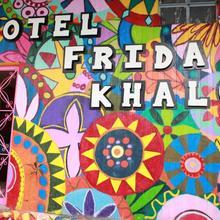 Hotel Frida Khalo in Tuxtla Gutierrez