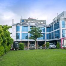 Hotel Ganpati Palace in Vrindavan