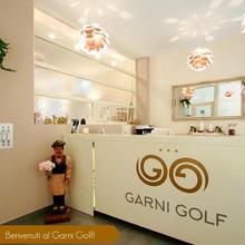 Hotel Garni Golf in Minusio