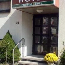 Hotel garni Zum Dom in Oeting