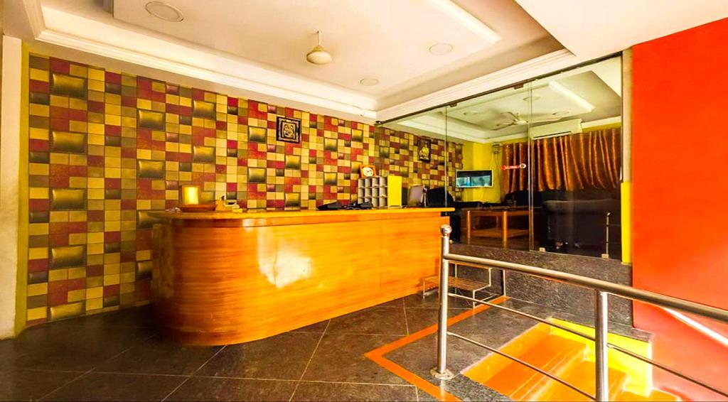 Hotel Garuda in Mustabada
