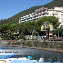 Hotel Geranio Au Lac in Minusio