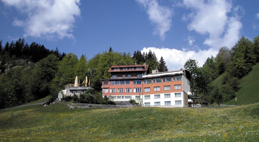 Hotel Gletscherblick in Melchtal