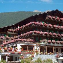 Hotel Gletschergarten in Grindelwald