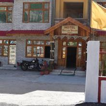 Hotel Golden Valley in Shoja