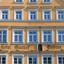 Hotel Goldene Sonne in Altfraunhofen