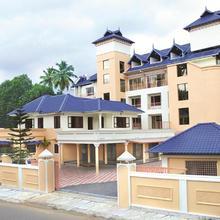 Hotel Green Oasis in Todupulai