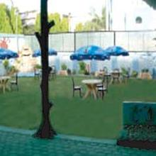 Hotel Green Park in Hatia