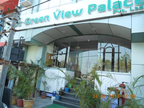 Hotel Green View Palace in New Delhi