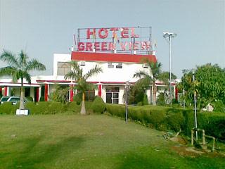 Hotel Green View Resort in Shivpuri