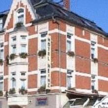 Hotel Heinz in Jossnitz