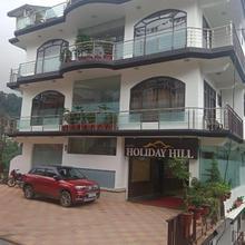 Hotel Holiday Hill in Bhagsunag