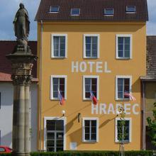 Hotel Hradec in Mostek