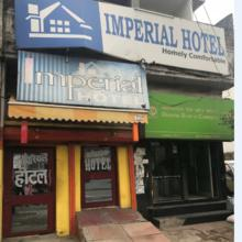 Hotel Imperial in Saharanpur