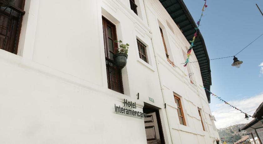 Hotel Interamericano in Chillogallo