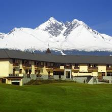 Hotel International in Ganovce
