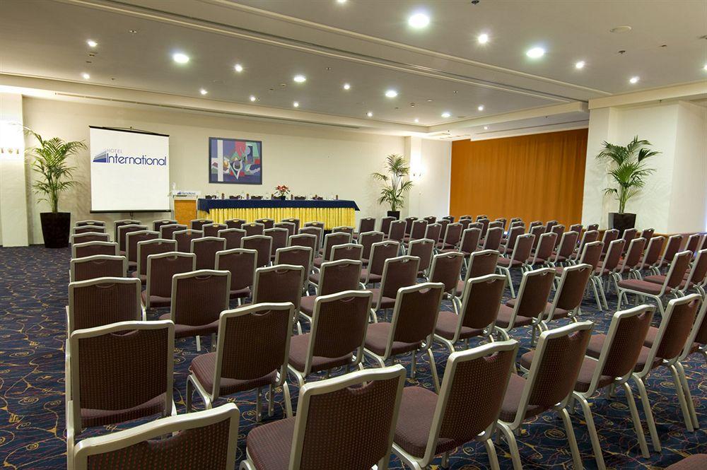 Hotel International in Zagreb