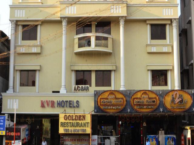 Hotel K V R in Karur