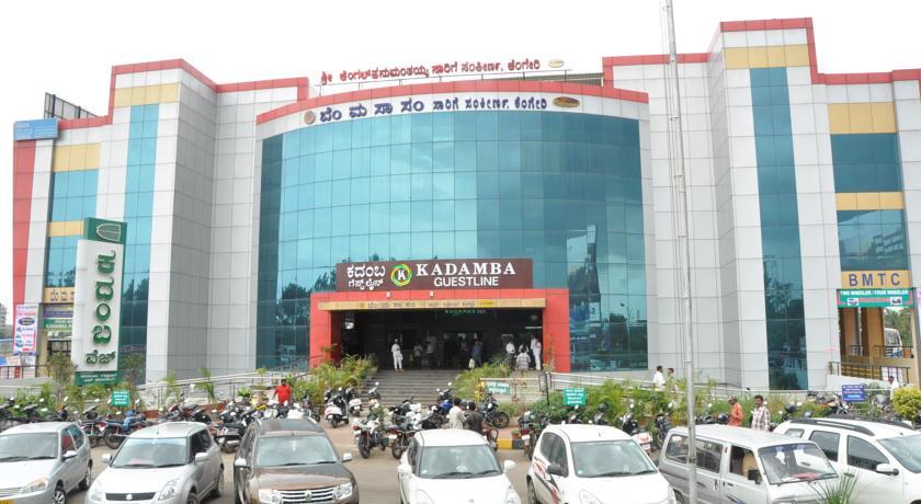 Hotel Kadamba Guestline in Bidadi