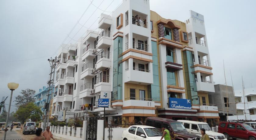 Hotel Kanchan International in Digha