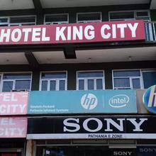 hotel king city in Mandi