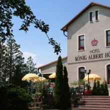 Hotel König Albert Höhe in Dresden