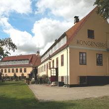 Hotel Kongensbro Kro in Sjorslev