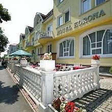 Hotel Korona in Hajduszoboszlo
