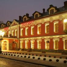 Hotel Koronny in Udrycze